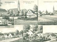 """Königsbrunn: Von der """"Kolonie"""" zurStadt auf dem Lechfeld"""