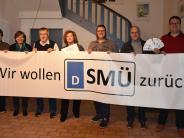 Landkreis Augsburg: So wird aus dem A ein SMÜ