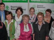 Großaitingen: Nach 25 Jahren gibt es eine neue Kreisbäuerin