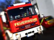 Siebnach: Großeinsatz für die Feuerwehren aus dem Raum Schwabmünchen