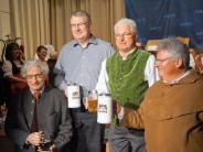 Kleinaitingen: Königlicher Besuch beim Starkbierfest