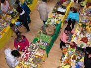 Mickhausen: Ein Markt der Basteleien