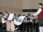 Kleinaitingen: 120 Musiker aus vier Orchestern