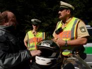 Mickhausen: Schwabmünchens Polizei reagiert auf Motorradlärm