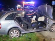 Landkreis Augsburg: Sechs Verletzte bei Unfall in Königsbrunn