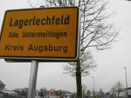 Untermeitingen: Lagerlechfelder Bahnhof wird im Miniaturformat gezeigt