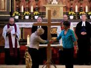 Bobingen: Versöhnung unter dem Kreuz