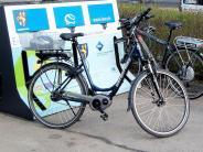 : E-Bikes tanken an der B17