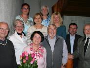 Oberottmarshausen: Maria Theimer ist das erste Ehrenmitglied