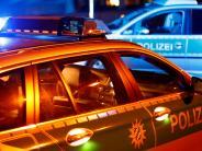 Untermeitingen: Betrunkener verletzt Streifenpolizisten
