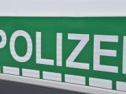 Polizei: Mehrere Hausmauern mit Graffitis besprüht