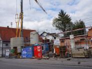 Feuerwehrhaus: Neuer Dachstuhl für den Altbau