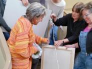 Bobingen: Atelierstimmung im Schlösschen