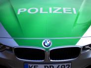 Polizei: Motorradfahrer wird lebensbedrohlich verletzt