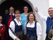 Langenneufnach: Eine Kapelle und zwei Chöre