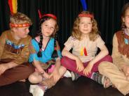 Bobingen: Kinder spielen Indianer – das Ergebnis ist ein Musical