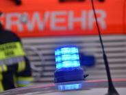 Schwabmünchen: Brand in Scheune - 75.000 Euro Schaden