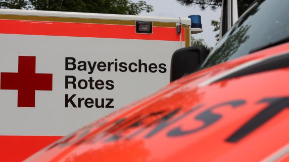 Klinik-Einbrecher stürzt aus 14 Metern Höhe - Koma