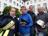 Landkreis Augsburg: Der gescheiterte Sturz bei der Feuerwehr