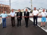 Untermeitingen: Neue Verbindung nach Lagerlechfeld ist frei