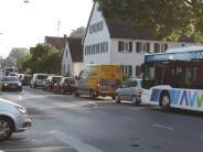 Bobingen: B17-Baustelle: In Bobingen staut sich jeden Morgen der Verkehr