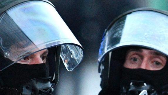 G20-Einsatz in Hamburg Sachsen-Anhalts Polizisten bekommen drei Tage Sonderurlaub