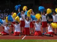 Königsbrunn: 250 Sportler aus ganz Bayern in Königsbrunn
