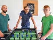 Lechfeld: Drei Männer für die Jugend
