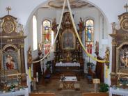 Konradshofen: Konradshofen feiert seine neue Pfarrkirche