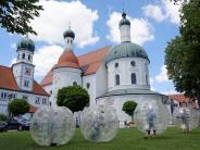 Bildergalerie: Dorffest in Klosterlechfeld