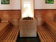 Kaufering: Die Sauna-Erweiterung wird eingedampft