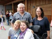 Obermeitingen: Singen und feiern für Claudia Jakob