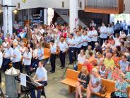 Lagerlechfeld: Der wohl größte Gospelchor der Region