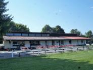 Klosterlechfeld: Bürgerhalle und Sportheim für Klosterlechfeld in einem