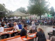 Untermeitingen: Die Imhofstraße wird zu einer Piazza