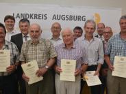 Landkreis Augsburg: Die Herren der Grenzen