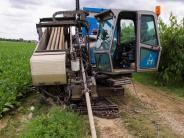 Bobingen: Hochdruckleitung für Heizungen in neuen Baugebieten