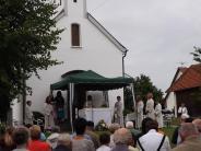 Walkertshofen: Oberrothan feiert seine Kapelle