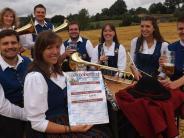 : Traditionelles Oktoberfest in Langenneufnach