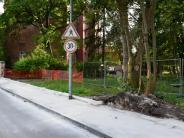 Lagerlechfeld: Abgerissene Mauer bringt in Lagerlechfeld nicht nur Freiheit