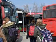 Schwabmünchen/Landkreis Augsburg: Die Schulbus-Zeiten für den südlichen Landkreis Augsburg