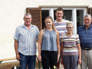 Falkenberg: Drei Generationen auf einem Bauernhof