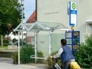Graben: An dieser Bushaltestelle steigt fast niemand ein