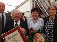 Walkertshofen: Neuer Ehrenbürger in Walkertshofen