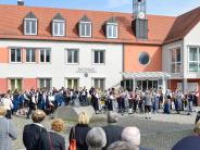 Graben: Festliche Töne erfüllen den Rathausplatz