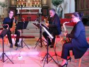 Kultur: Saxofone auf Klangreise