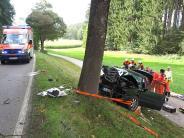 Polizei: 85-Jährige stirbt nach Autounfall