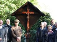 Untermeitingen: Neue Jesus-Figur für Untermeitingen