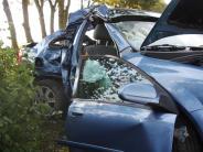 Langerringen: Tragisches Unglück am Baum