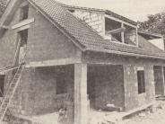 Diese Woche vor 40 Jahren: Neues Haus für Klosterlechfelder Naturfreunde